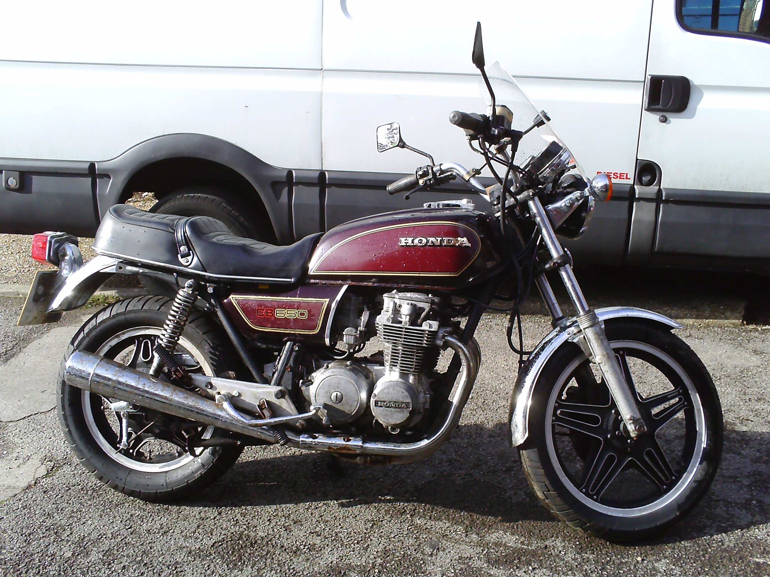1979 CB650 Z Breaking For Spares Portsmouth