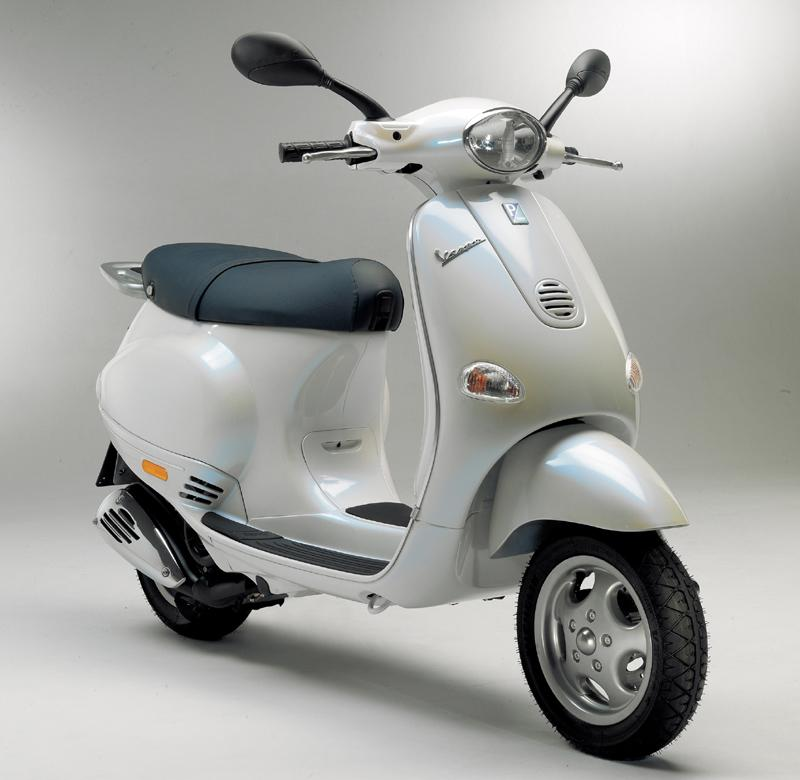 Vespa ET4 125cc breaking for spares